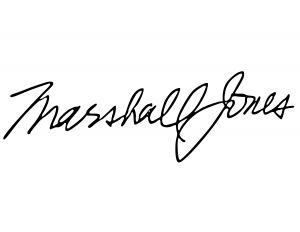 Marshall Jones Signature